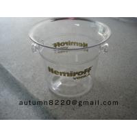 China Light up ice bucket wholesale