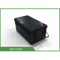 China Professional 48V 75AH Floor Scrubber Battery With High Energy Density wholesale