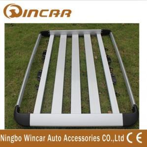 China Portable Aluminum Car Roof Racks Endurable For carry luggage wholesale