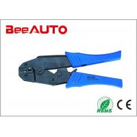 China Ratcheting Wire Terminal Crimper , Insulated Terminal Electrical Lug Crimping Tool wholesale