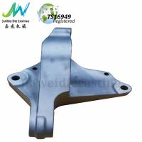 China AL Die Cast Auto Parts , Diecast Aluminium Alloys Engine Mount Bracket wholesale