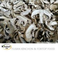 China AD dried champignon mushrooms slices for Wholesale on sale
