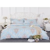 China Health Cotton Home Bed Linen With Invisible Zippers Double - Sided Blanching wholesale