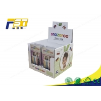 Buy cheap Corrugated 4C CYMK Recycled Counter Display Boxes UV Coating from wholesalers