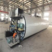Buy cheap Q235B Steel Bitumen Heating Machine Supporting Equipment For Asphalt Mixing from wholesalers