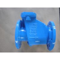 China (BS) Ductile Iron Gate Valve Flanged Ends PN16 on sale