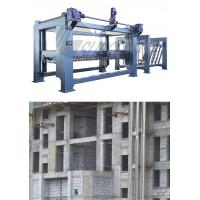 China Hydraulic Vertical AAC Block Cutting Machine for AAC Production Line Electric Capacitance 18kw wholesale