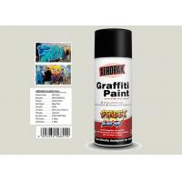 China Toyota White Color Graffiti Wall Painting Nitro Self Dry With High Viscosity wholesale