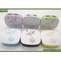 China Butterfly Design 18650 Power Bank 5200mAh Dual Port 5V / 1A For Cell Phone wholesale