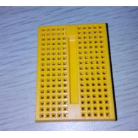 China Students DIY Yellow Mini Breadboard 170 Tie Point without Buckle wholesale