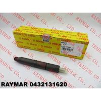 Buy cheap BOSCH Genuine deisel fuel injector 0432131620 for DEUTZ 04262583 from wholesalers