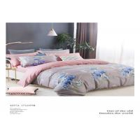 China Natural 200TC 100% Cotton Home Bedding Sets With Customized Pattern wholesale