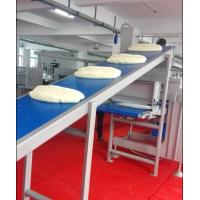 China Multifunctional Dough Laminator Machine 3500 Pcs/Hr Capacity  With Double Roller Device wholesale