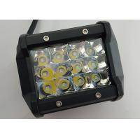 China 3 Inch Philips 12 - 24 Volt LED Work Lights For Vehicles / Off Road 36W wholesale