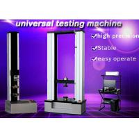 China Utm Material Tensile Strength Testing Machine Over Voltage Protection wholesale