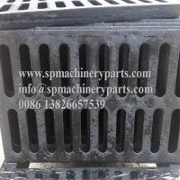 """Buy cheap OEM custom new deign product 19-1/2"""" L x 11-3/4"""" W x 3/4"""" H cast iron heavy from wholesalers"""