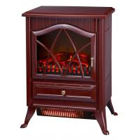 China Fireplaces electric fire log flame ND-18D2S Infrared Heater Quartz Tubes CSA certificate wholesale