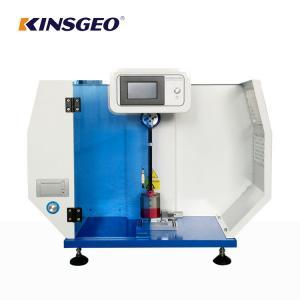 China Digital Plastic Testing Machine IZOD Charpy Impact Testing Equipment wholesale