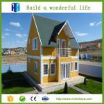 China HEYA INT'L portable homes prefab smart house 3 bedroom movable pre made villa wholesale