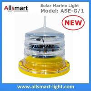 China 4NM Solar Marine Warning Lantern Light Beacons Signal Light Sea Buoy Lamp for Boat Aquaculture Ports & Harbors Offshore wholesale