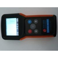 China Handhold Portable Ultrasonic Meter In Liquid Measuring Frequency wholesale