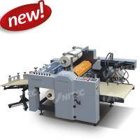 China Automatic Single & Double Side Paper Laminating Machine With Separator SADF-540B wholesale