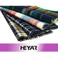 China China Wholesale Cheap Bulk 100% Combed Cotton Yarn Dyed Plaid Flannel Shirting Fabric and Textile with Construction wholesale