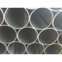 China ASTM A53 Galvanized Steel Pipe / Precision Seamless Pipe Bundle Packing With PP on sale