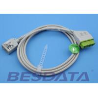 China Nihon Kohden JC-906PA Compatible ECG Trunk Cable Adapter For BSM / Life Scope Series wholesale