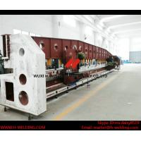 China Steel Plate / Carbon Sheet Edge Milling Machine for Box Beam Production Line wholesale