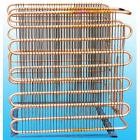 China Fridge Refrigeration Evaporators , Electric Wire - Tube Evaporator wholesale