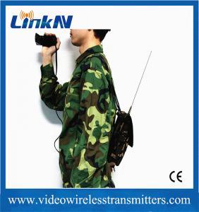 Buy cheap High Speed HD Wireless Transmitter 1080P ,  Standard COFDM Modulation Technology from wholesalers