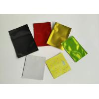 China Digital Custom Printed Plastic Pouches Packaging Smell Proof Vitamin Capsules Powder Bag wholesale