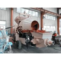 Buy cheap Lovol 1004 56kw Diesel Engine Concrete Mixing Pump for Concrete Pumping Construction from wholesalers