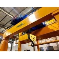 China 50T Double Girder Electric Wire Rope Hoist Winch Trolley for Chemical Industry wholesale