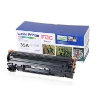 China HP CB435A 35A Printer Toner Ink With OPC Drum Laser Jet P1002 1003 Compatible wholesale