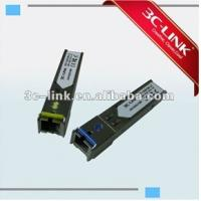 Buy cheap 155M WDM SFP Transceiver, SFP module transceiver SM,SFP BI-DI Transceiver from wholesalers