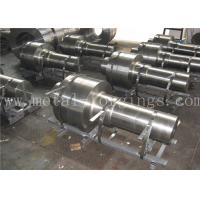 China 50kg - 15 Ton Hot Forged Shaft Max Length 5000 mm ABS DNV BV RINA KR LR GL NK Certificated wholesale