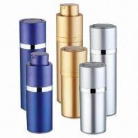 China Cosmetic Airless Bottle for Skin Care Cream, Various Colors are Available, OEM Orders are Welcome wholesale