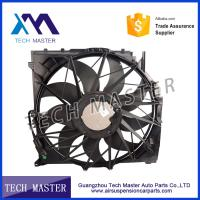 China OEM 17113442089 Auto Engine Radiator Cooling Fan DC 12V Assembly for BMW E83 wholesale