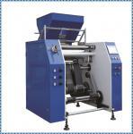 China 450mm Width Cling Film Making Machine / Plastic Film Slitting Machine wholesale