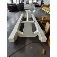 China 1500kg Length 4200mm AAC Concrete Saw Trolley wholesale