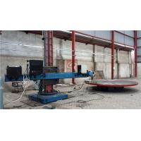 China Column and Boom Pipe Welding Manipulators with Panasonic Automatic TIG Welding System wholesale