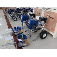 China Gas Powered Airless Finish Paint Sprayer For Heavy Project With Piston Pump PT8900 wholesale