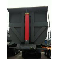 Buy cheap 70T High Speed Tipper Semi Trailer Truck For Mining And Construction 25-45 CBM from wholesalers