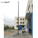 China 6m locking pneumatic telescopic mast 150kg payloads-mobile telecom mast tower-telescoping mast wholesale