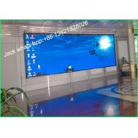 China Large Indoor Rental Led Screen Display , P2.5 LED Video Screen Rental High Refresh wholesale