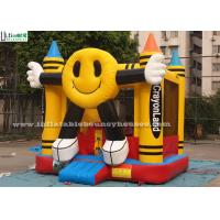 China Kids Crayonland Inflatable Bounce Houses Big Bouncing Castle EN71 Certificated wholesale