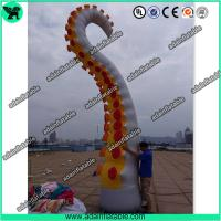 China Event Party Decoration Giant Inflatable Octopus Leg/Sea Animal Inflatable Replica wholesale