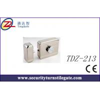 China Custom Single cylinder PCB Electric Door Lock / Electrical Door Latch on sale